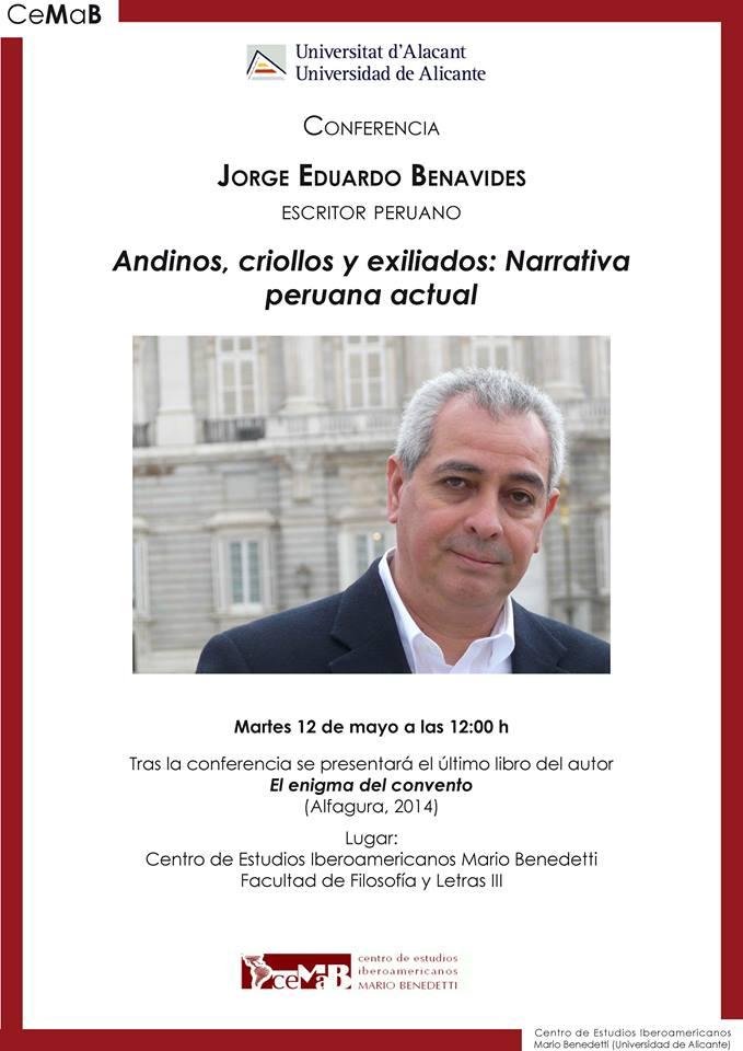 sobre Conferencia en Alicante